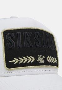 SIKSILK - REEF TRUCKER - Cap - white - 3