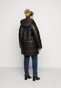 Persona by Marina Rinaldi - PASCAL - Winter coat - black - 2