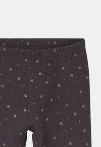 OVS - 2 PACK - Legging - granite gray/true red - 3