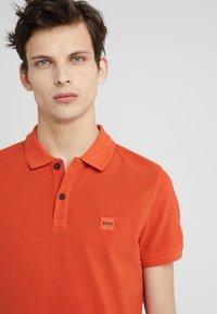 BOSS - PRIME 10203439 01 - Polo shirt - dark orange - 4