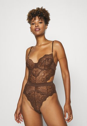 BIRTHDAY SUIT HOLD ME TIGHT - Body - brown