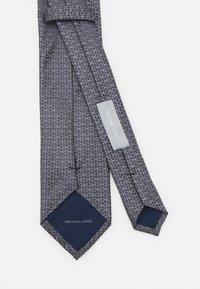 Michael Kors - BOLD LOGO REPEAT - Tie - grey - 1