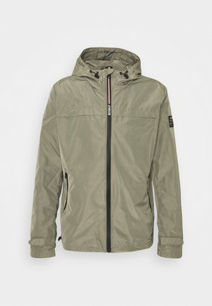 DALVEN JACKET MAN - Summer jacket - khaki
