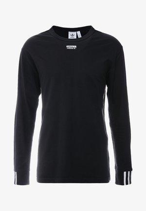 R.Y.V. LONG SLEEVE T-SHIRT - Long sleeved top - black