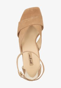 Paul Green - Sandals - beige 6 - 1