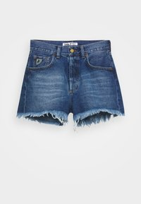 LOIS Jeans - SANTA - Jeansshorts - stone - 4
