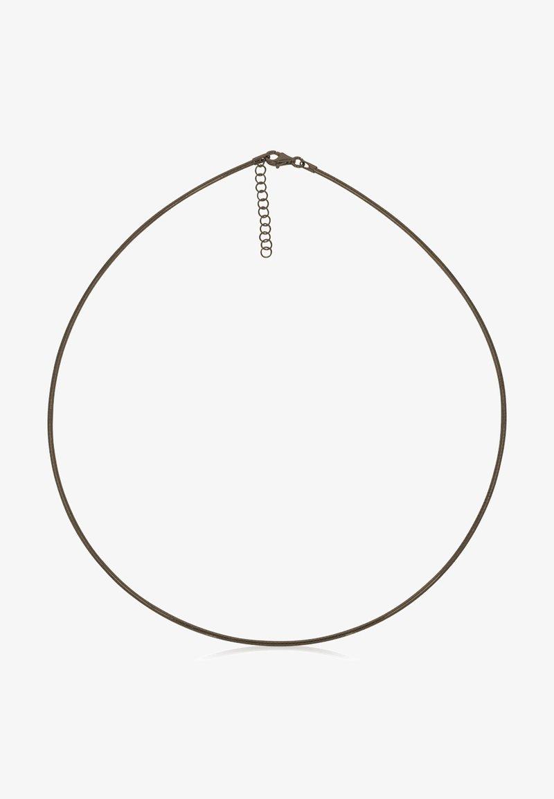 Xen - Necklace - schwarz
