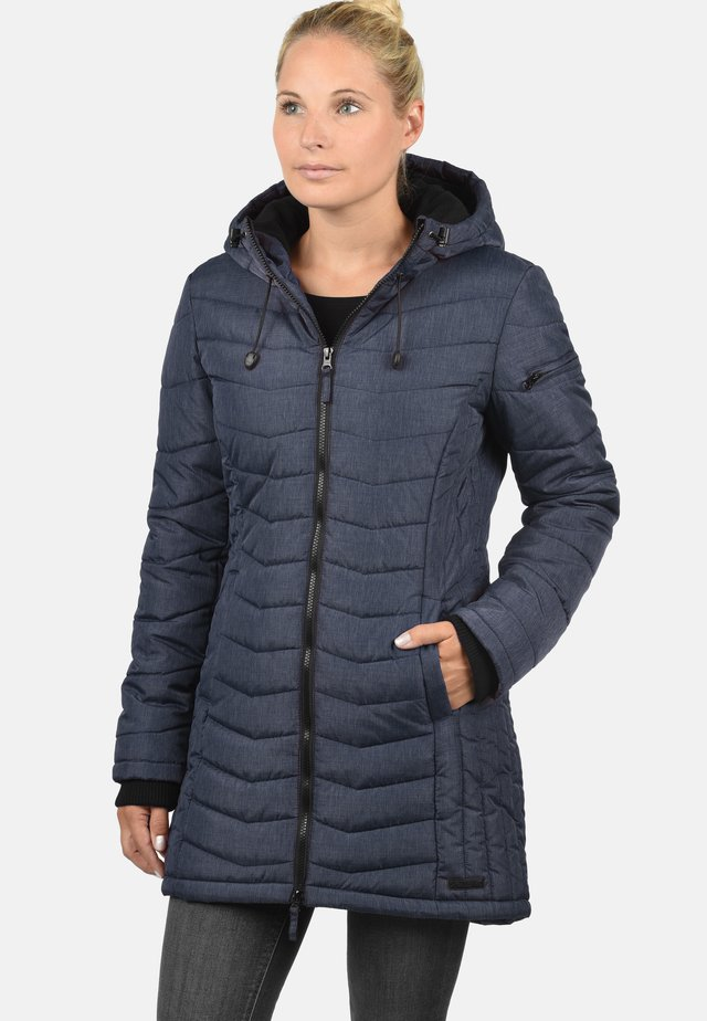 NELLY - Winter coat - mood indigo