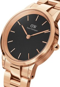 Daniel Wellington - ICONIC LINK 40MM - Watch - rose gold - 4
