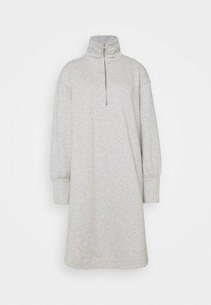SLFMAGDALENA DRESS EX - Vapaa-ajan mekko - light grey