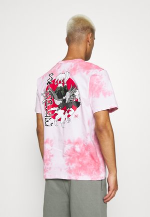 LOGO TEE UNISEX - Print T-shirt - pink