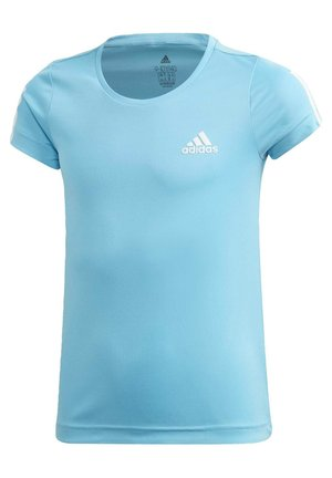 EQUIPMENT T-SHIRT - T-shirt con stampa - turquoise