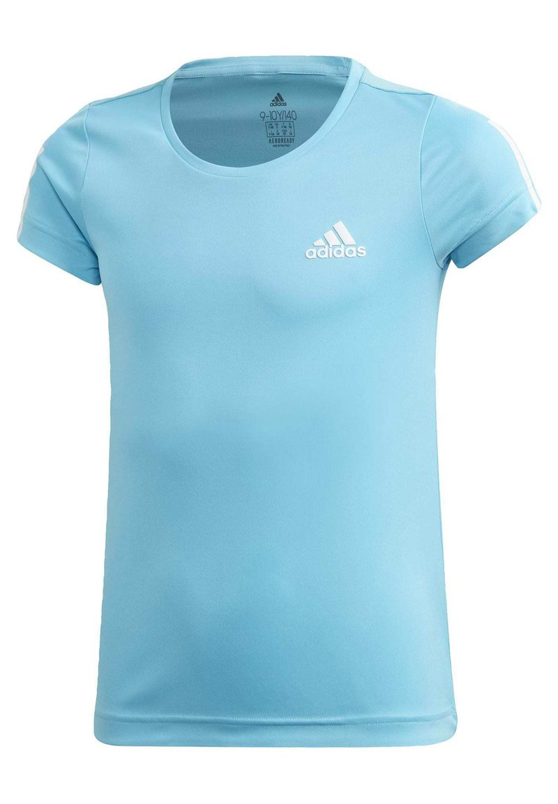 adidas Performance - EQUIPMENT T-SHIRT - Print T-shirt - turquoise