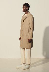 sandro - CAMDEN - Classic coat - beige - 1