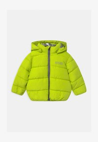 Name it - NMMMILTON PUFFER - Giacca invernale - acid lime - 0