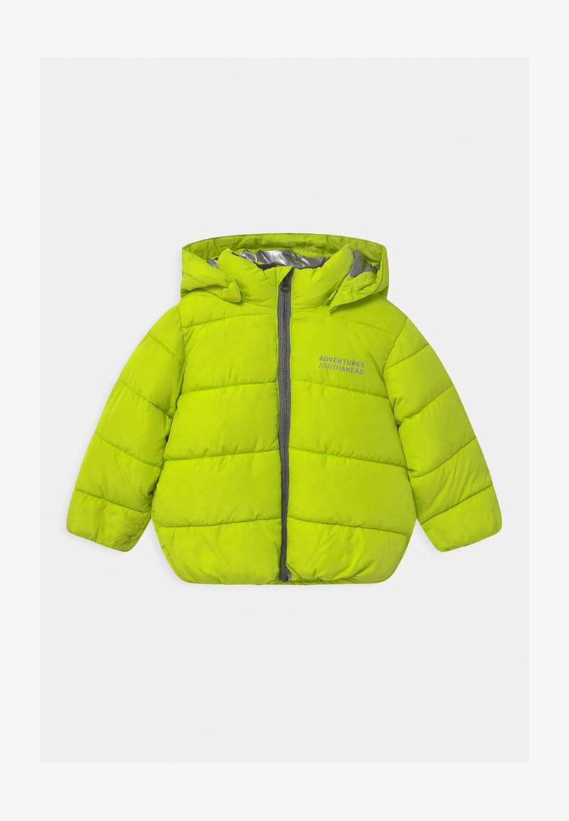 Name it - NMMMILTON PUFFER - Giacca invernale - acid lime