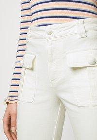 See by Chloé - Široké džíny - brilliant white - 3