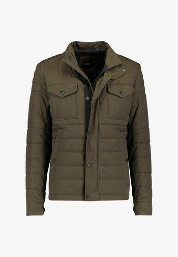 OFAST - Winter jacket - oliv