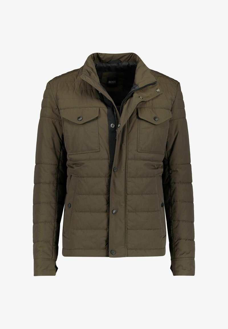 BOSS - OFAST - Winter jacket - oliv
