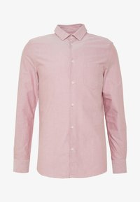 Filippa K - TIM OXFORD SHIRT - Shirt - pink cedar white mix - 4
