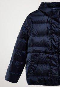 Massimo Dutti - MIT KAPUZE  - Down jacket - dark blue - 4