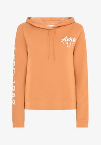 AÉROPOSTALE - Hoodie - yellow - 4