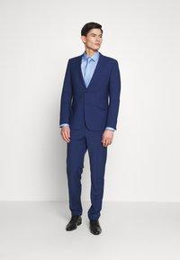 OLYMP - OLYMP NO.6 SUPER SLIM FIT  - Koszula biznesowa - blau - 1