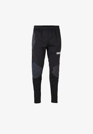 Pantaloni sportivi - schwarzschwarz