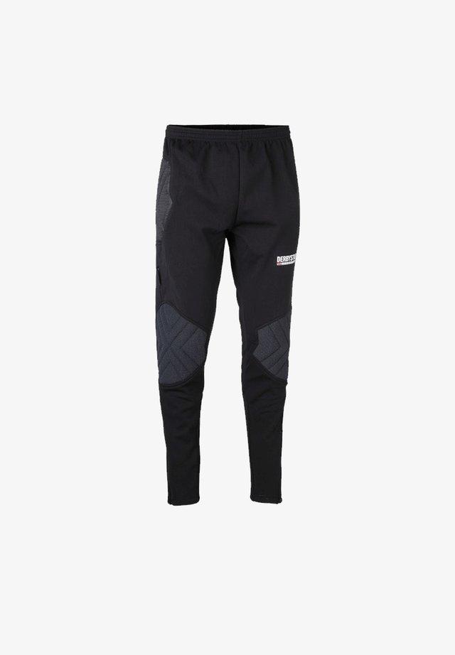 Pantalon de survêtement - schwarzschwarz