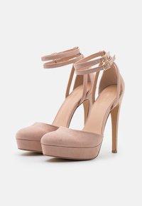 Even&Odd - High heels - light pink - 2
