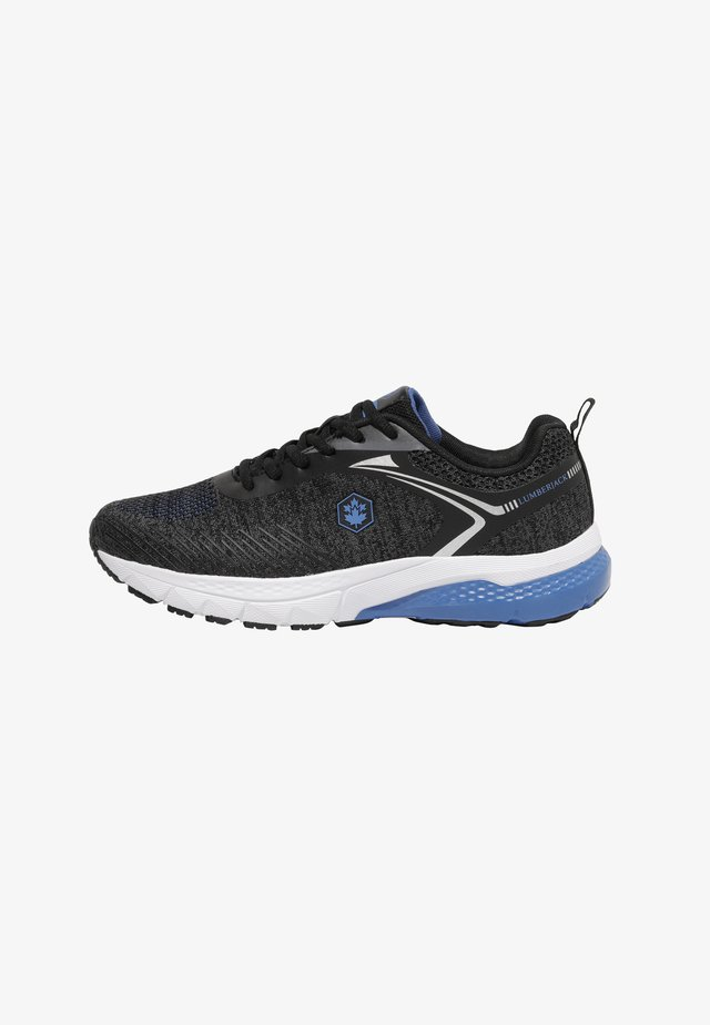 FEDEZ 1FX - Scarpe da camminata - black