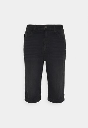Jeansshorts - denim black