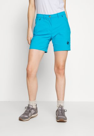 Outdoor shorts - ocean