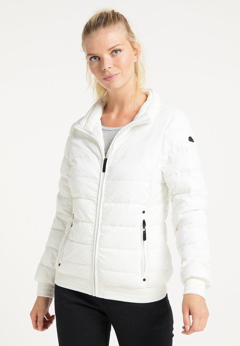 ICEBOUND - Light jacket - wollweiss