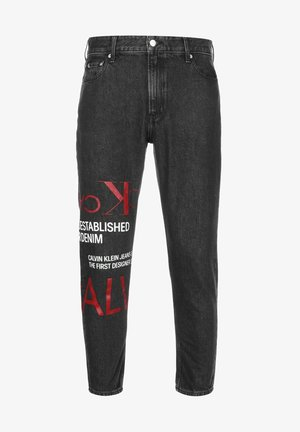 DAD - Slim fit jeans - denim black
