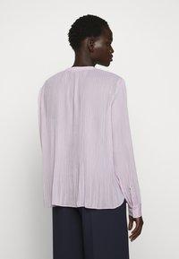 Bruuns Bazaar - ARIANA CARA BLOUSE - Blouse - purple - 2