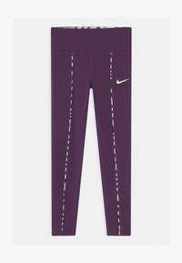 Nike Performance - ONE - Leggings - grand purple/vapor green - 0