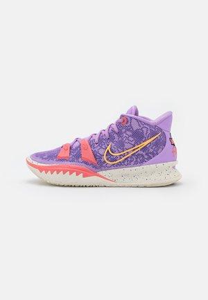 KYRIE 7 - Basketball shoes - lilac/melon tint/indigo burst/sail