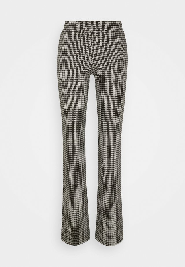 FAWN  - Broek - houndsthooth check