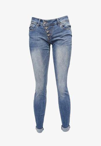 MALIBU - Jeans Skinny Fit - blue denim