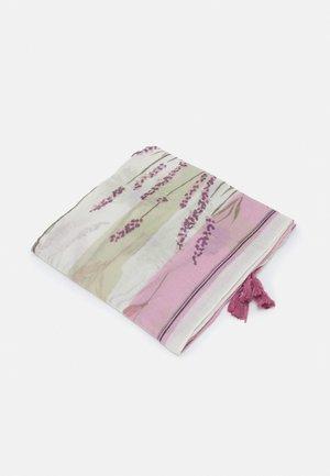 SCARF PANEL - Foulard - light pink
