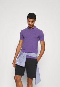 Polo Ralph Lauren - SHORT SLEEVE - Polo - safari purple heather - 3