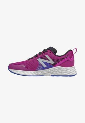 GPTMPBL - Neutral running shoes - poisonberry/cobalt blue
