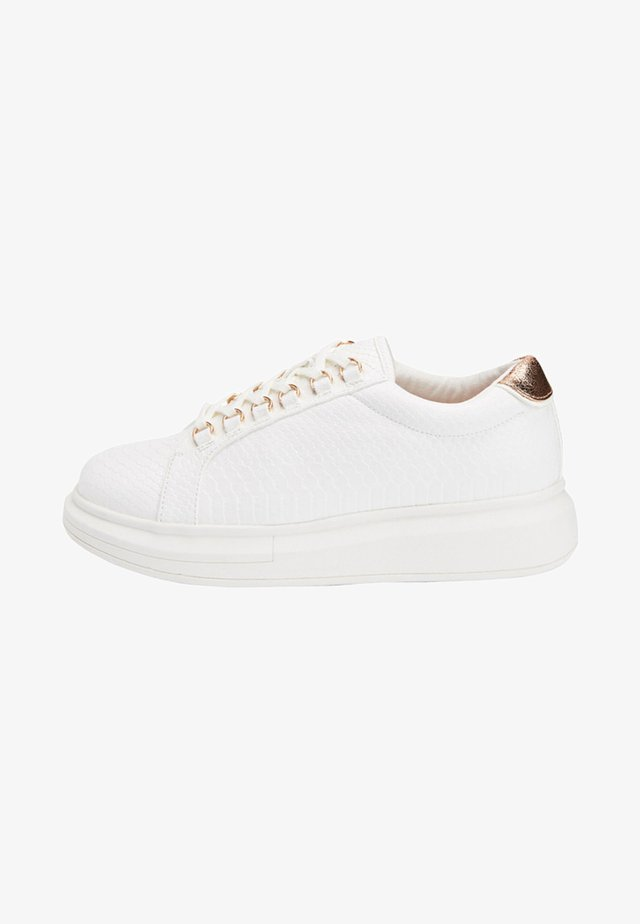 EFFECT CHUNKY  - Baskets basses - white