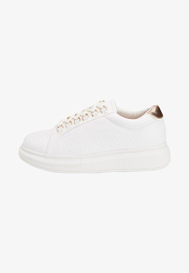 EFFECT CHUNKY  - Zapatillas - white