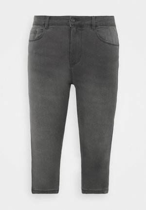 CARAUGUSTA LIFE  - Jeansshorts - dark grey denim