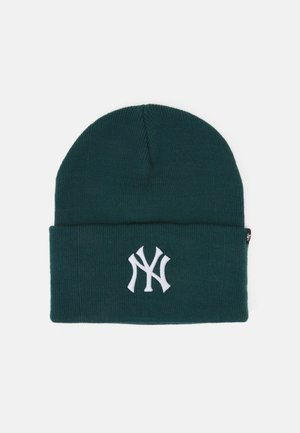 NEW YORK YANKEES HAYMAKER CUFF UNISEX - Beanie - pacific green
