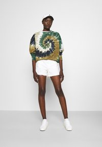 Polo Ralph Lauren - FURMAN WASH - Shorts di jeans - white - 1