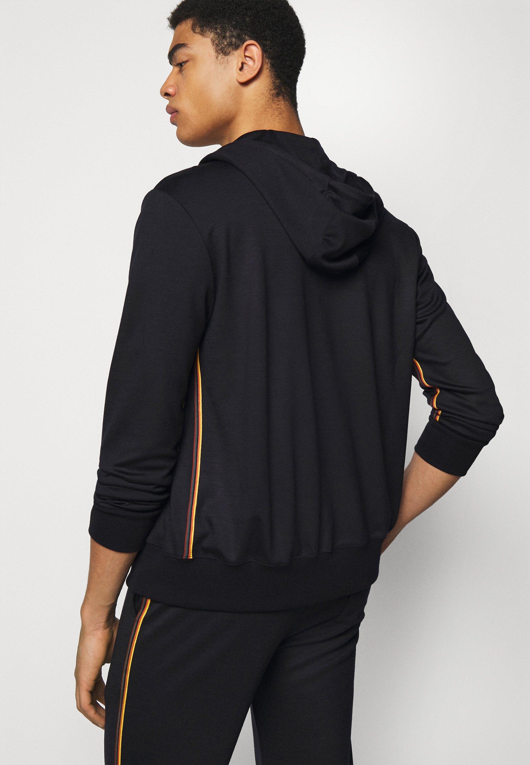 Men GENTS ZIP THROUGH TAPED SEAMS HOODY - Zip-up sweatshirt