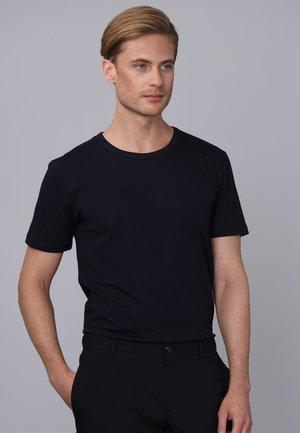 Jednoduché triko - navy